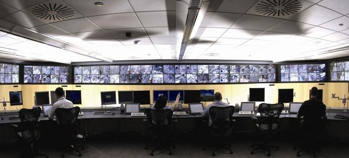 CCTV Central Control