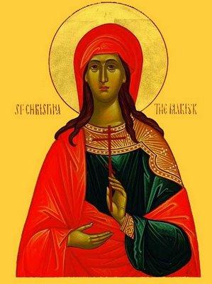St Christina
